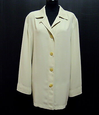 Clothing, Shoes & Accessories L Luisa Spagnoli Vintage Women's Jacket Jersey Woman Jacket Sz Other Women's Clothing