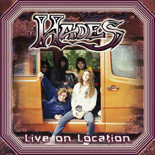 HADES (USA) - Live On Location [Re-Release] CD
