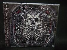 HONE YOUR SENSE Phonomena JAPAN CD EP Death I Am Her Name In Blood My Material