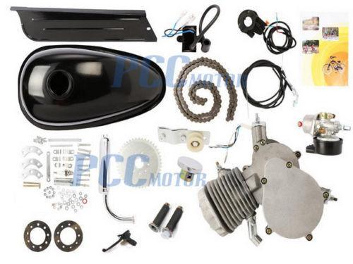 Nouveau 80CC 2-stroke motorisé moteur à gaz moteur Kit pour Vélo M EN05+