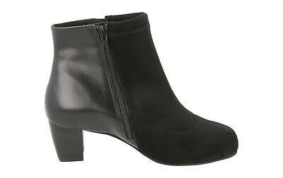 DB Winton Black Stretch Leather Upper