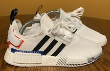 Adidas NMD R1 PK Size 7.5 JP White