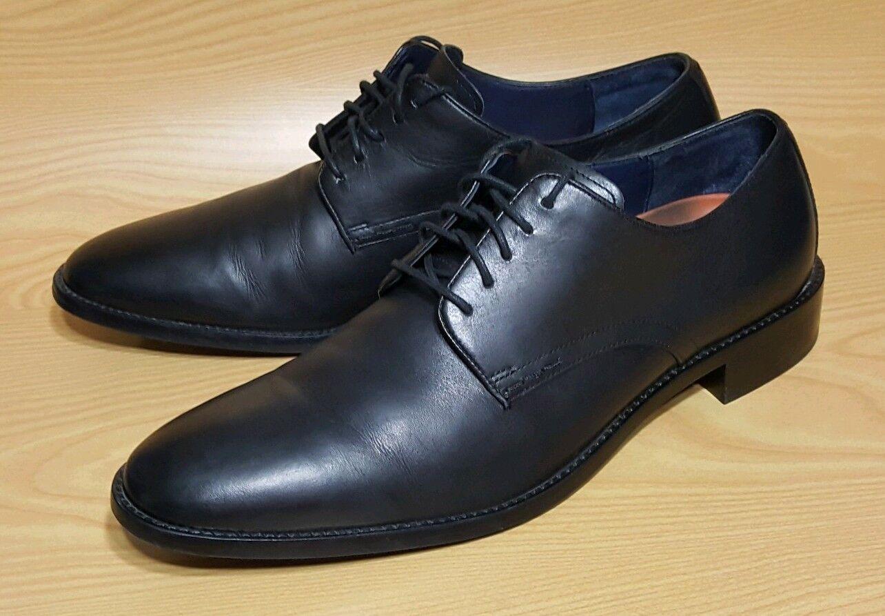 online al miglior prezzo Cole Haan Grand OS nero Leather Oxfords Dress Uomo Uomo Uomo scarpe 11.5 M  sport caldi