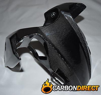 13-17 Ducati 821 939 Hypermotard Premium Carbon Fibre Front Mudguard Fender