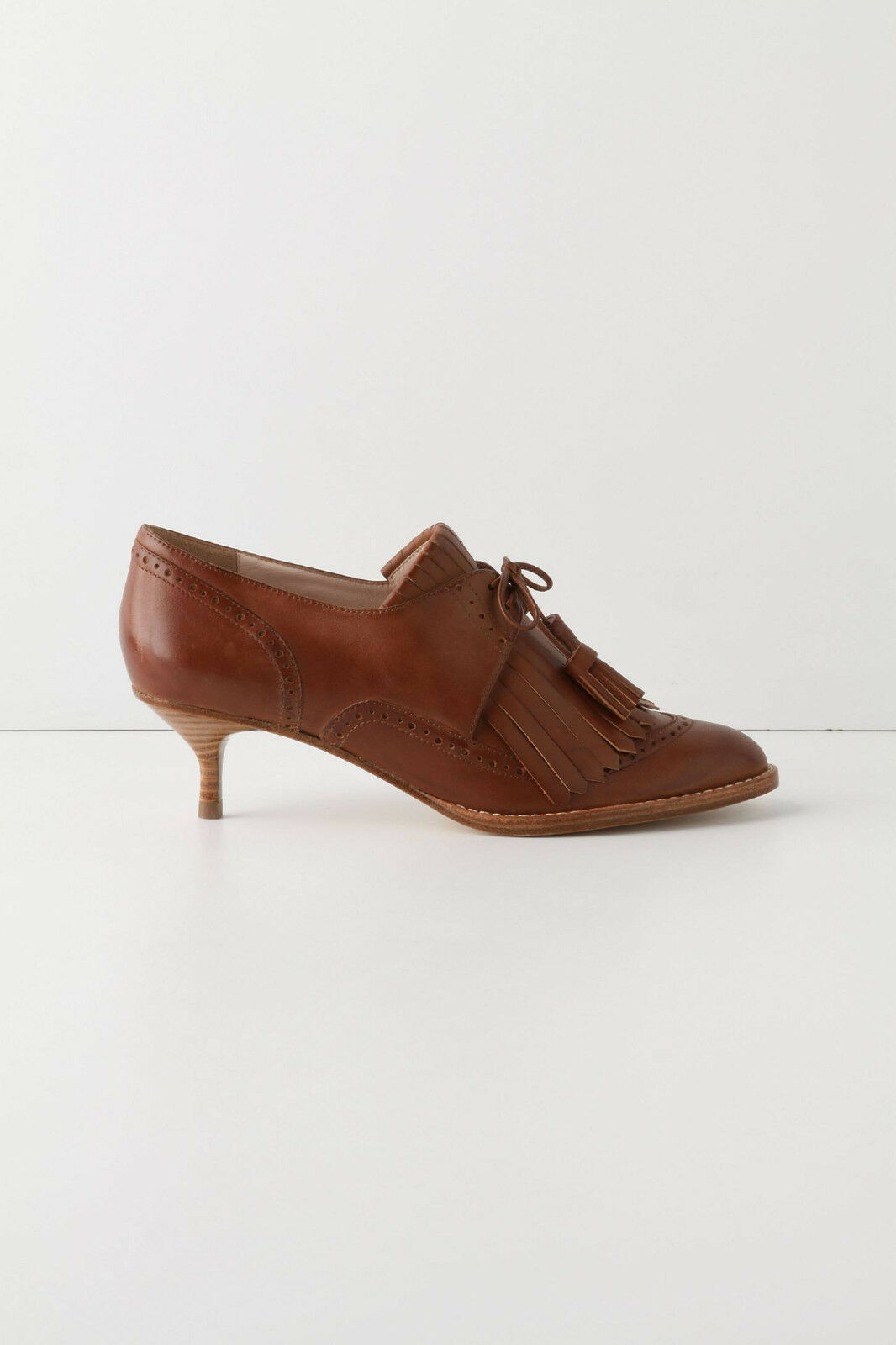 Anthropologie Fortnight Oxfords Leder High Heels Pumps Leder Oxfords Schuhes By Tracy Reese 36 b8556f