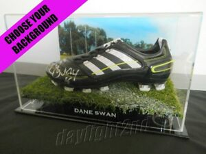 Signed-DANE-SWAN-Football-Boot-COA-Collingwood-Magpies-2019-Guernsey