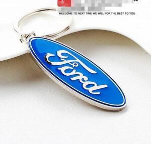 A1-FORD-3D-Auto-Car-Charm-Keyring-Keychain-Metal-Key-Chain-Ring-Keyfob