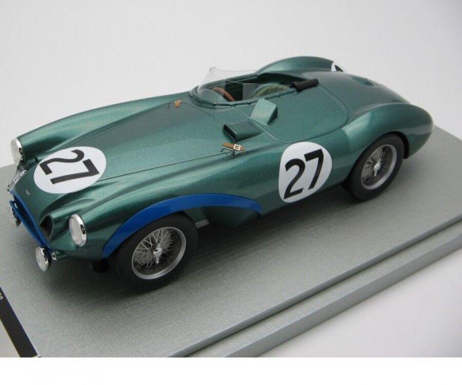 1 18th Aston Martin DS3S Carroll Shelby  27 Sebring 12hr