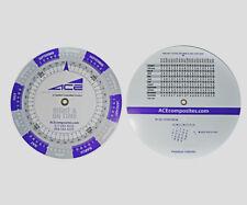 Item 3 Scheduling Date Finder Wheel With Perpetual Calendar Thru 2038 NEW