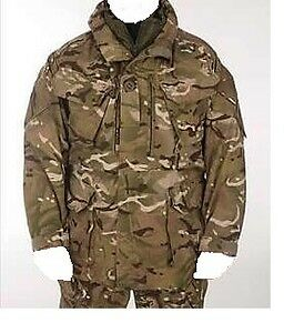 NEW Original British Army Issue MTP Windproof Smock Gen 2 Size 160/88 Small