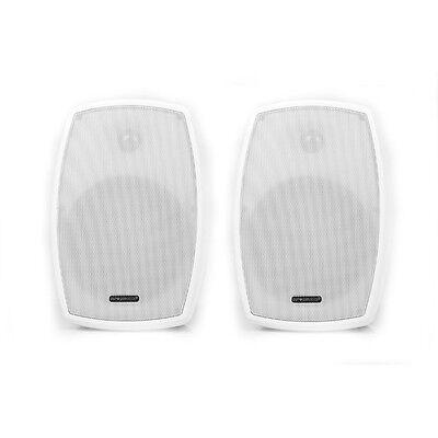 Pure Acoustics PX266 Paar weiß Outdoor Lautsprecher 2-Wege Passivlautsprecher
