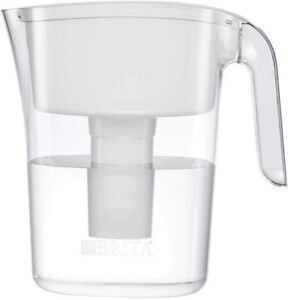 BRITA 9993333 LAKE MODEL 10 CUP WHITE PITCHER WITH FILTER AUTOFILL LID