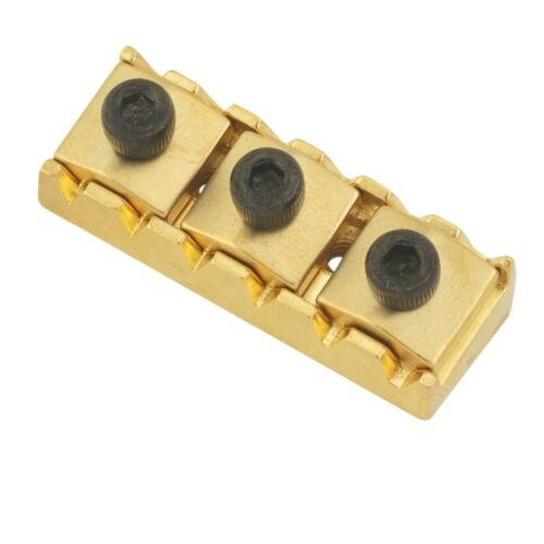 Satin Gold R3 Authentic Floyd Rose 1000 Series//Special Locking Nut