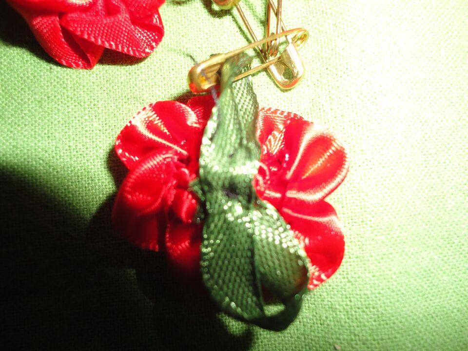 Andet, Røde blomster