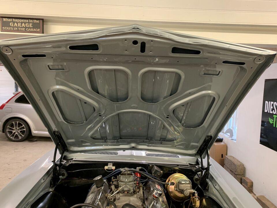 Plade- og karosseridele, SS Fronthjelm, Chevrolet Camaro