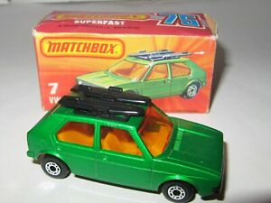 Matchbox-Superfast-No-7-VW-GOLF-MIB
