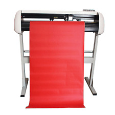 New 24 Vinyl Cutter Sign Making Cutting Plotter Usb With Cutmate 23