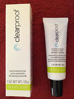 2 Mary Kay Clear Proof Acne Treatment Gels Exp. 02/18 Lot Of 2