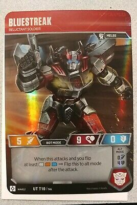 Transformers Rise of the Combiners ** 1x Bluestreak //// Reluctant Soldier ** NM-M