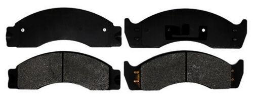 Disc Brake Pad Set-Semi Metallic Rear,Front ACDelco Pro Brakes 17D411M