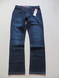 HERO-by-John-Medoox-BOSTON-Stretch-Jeans-Hose-W-33-L-30-DARK-USED-Denim-NEU