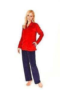 57672 Damen Hausanzug  Homewear Nicky Velvet