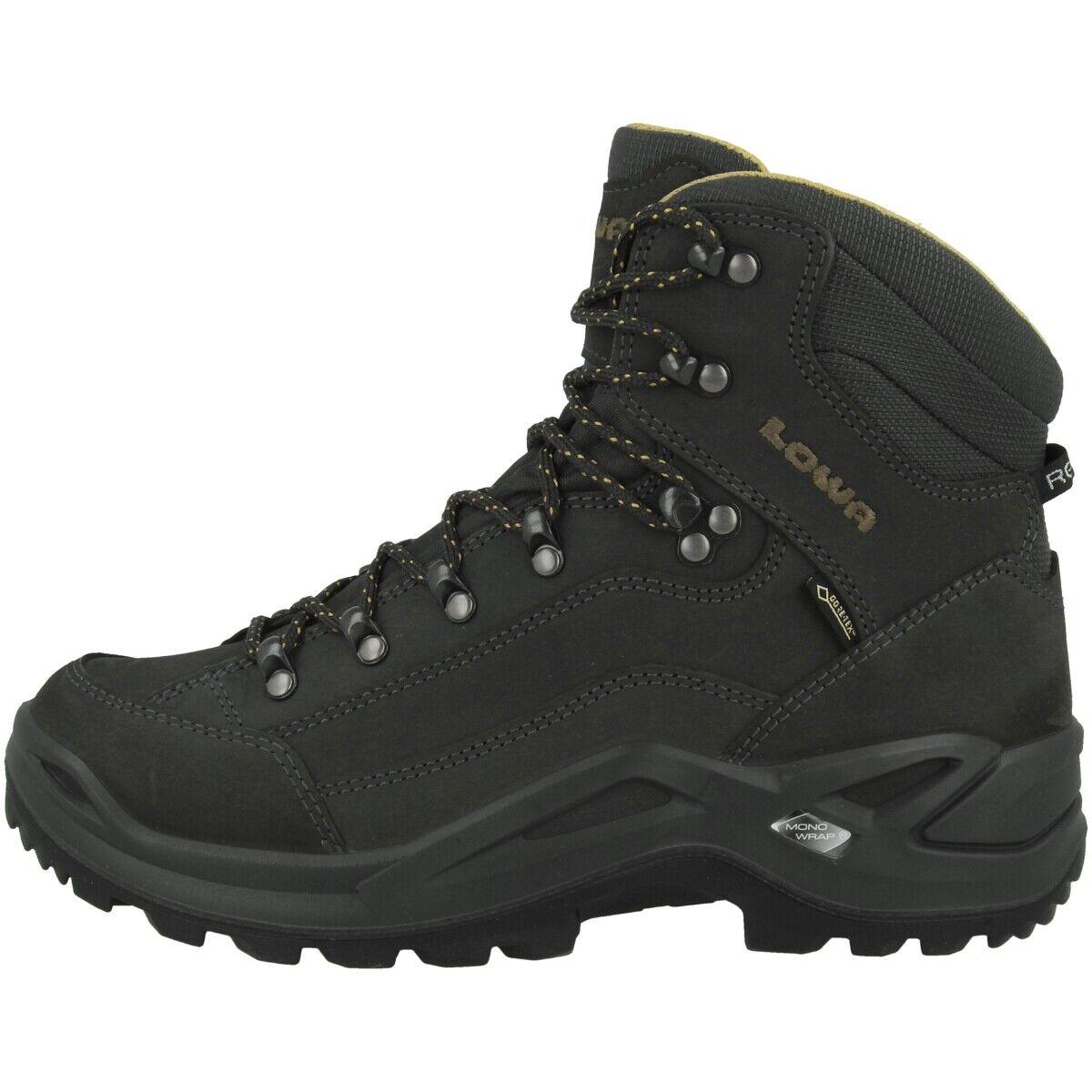 Laaga Renegade GTX Mid mannen Gore-Tex Buitenshuis Hiking schoenen Charcoil 310945-9748