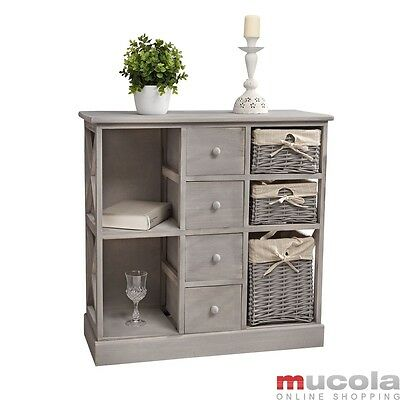 m bel im landhausstil f r ihr zuhause ebay. Black Bedroom Furniture Sets. Home Design Ideas