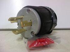 Olympia L6-20P   UL Listed  Nema Rated   Plug   20A 250V 2P-3W  HBL2321  CWL62