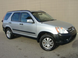 2005 Honda CR-V EX 4X4. Loaded! Automatic! Certified!