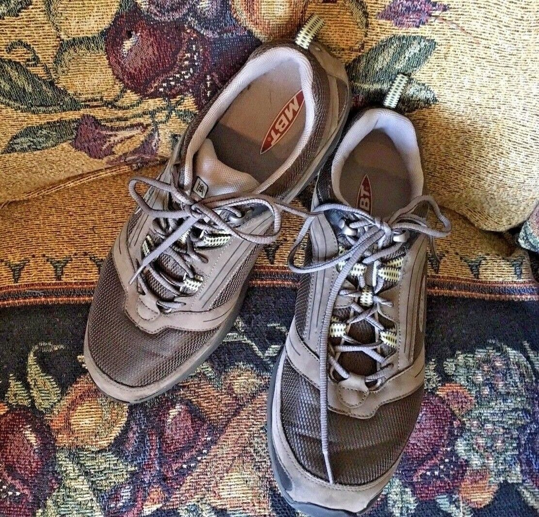 MBT Brown Brown Brown Men's Walking shoes  Size 11-11.5 3ee667