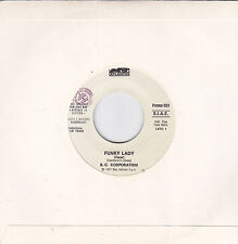 """B.C. CORPORATION - funky lady / MIKE THEODOR - the bull 7"""""""