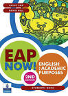 EAP Now! English for Academic Purposes - Student Book by David Hill, Kathy Cox (Paperback, 2011)