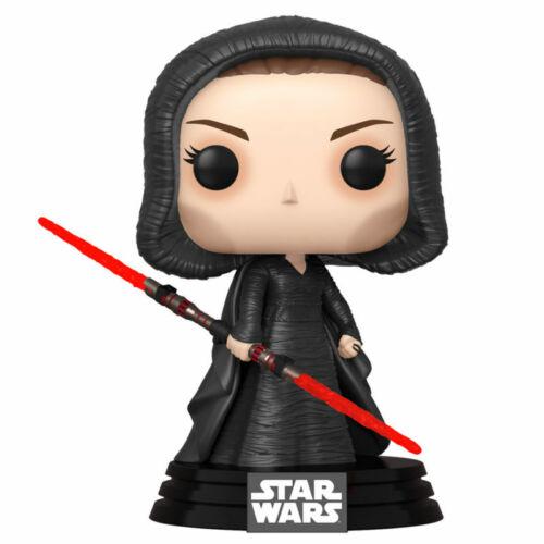 FUNKO POP VINILE STAR WARS aumento di Skywalker DARK Rey ** PREORDINE **