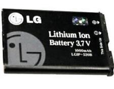 NEW OEM LG LGIP-520B Select MN180 AX310 Helix UX310 CU515 SBPL0086803 BATTERY