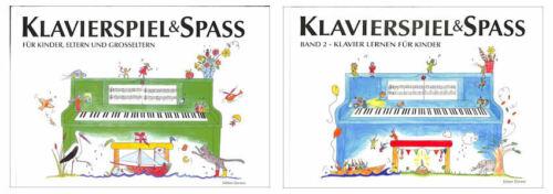 """1 Bleistift /""""Musikmotiv/"""" Klavierspiel und Spaß Band 1 oder 2"""