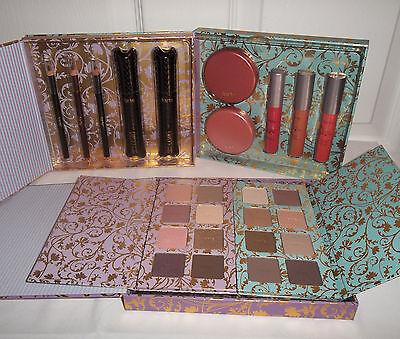Tarte Sweet Indulgences 3-in-1 Holiday Gift Set 2 Eyeshadow Palette Blush $300
