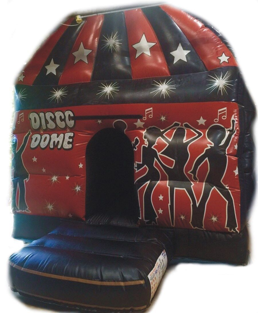 Disco Dome Bouncy Castle 10ft x x x 12ft  Mini Version  997306