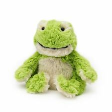 Warmies Frog Junior Cozy Plush Small Children's Heating Pad Cold Pack CPJ-FRO-1