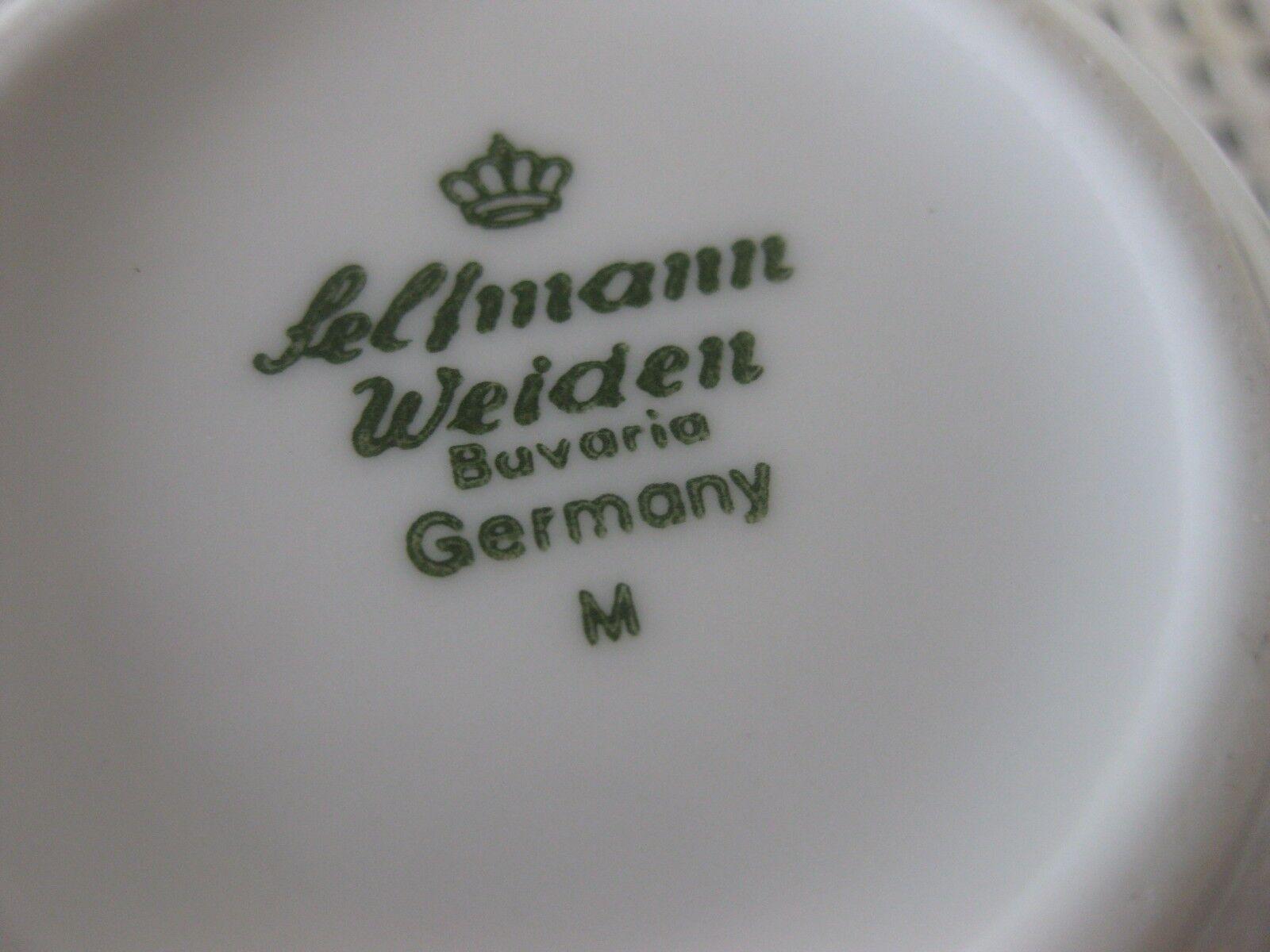 18-teiliges Kaffeeservice von Selfmann Weiden Bavaria Germany Germany Germany | Clever und praktisch  efe98e