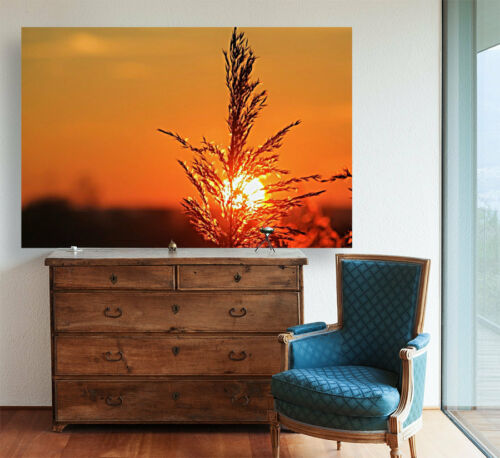 afterglowbacklit BEAUTIFUL HOME WALL DECOR PictureS Art Canvas choose your size