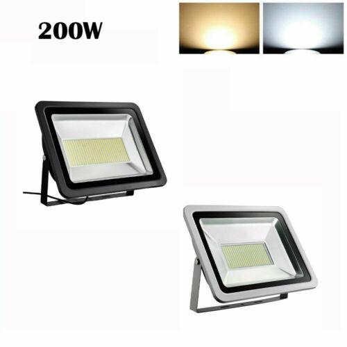 LED Floodlight Outside Light 10//20//30//1000W Security Flood Lights Outdoor Garden