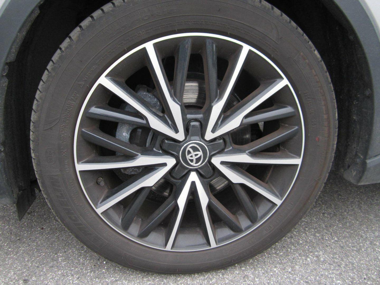 Brugt Toyota C-HR Hybrid Selected CVT i Solrød og omegn