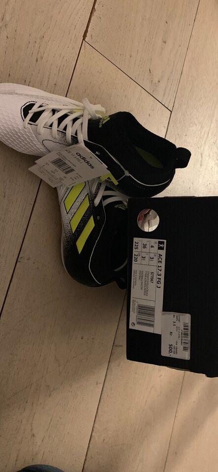 Fodboldstøvler, Adidas, str. 36
