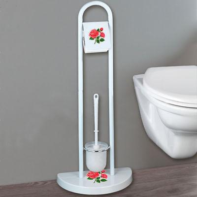 WENKO WC-Garnitur 1x Ersatzbürstenkopf Klobürste WC-Bürste Havana NEU