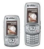Samsung Sgh-z400 Mirror Silver Neu Without Simlock
