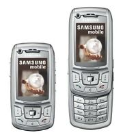 Samsung Sgh-z400 Mirror Silver Without Simlock