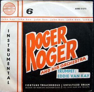 Single-ROGER-ROGER-AND-HIS-ORCHESTRA-AMADEO-AUSTRIA-RARITAT