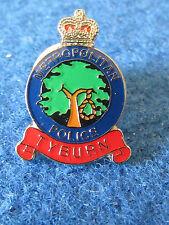Vintage Badge - Metropolitan Police - Tyburn