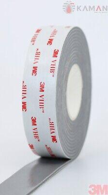 Original 3M™ VHB™ GPH110 Doppelseitiges Klebeband bei hohe Temperatur-25mm x 3m